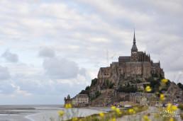 Mont St Michel, Franta
