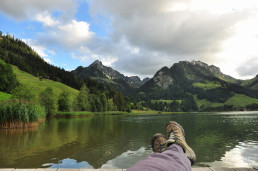 Schwarzsee, Elvetia
