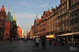 Wroclaw Rynek, Polonia