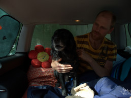 Triglav, Slovenia - 2012 - inca dormeam cu capul spre spatele masinii, ne abuream tare