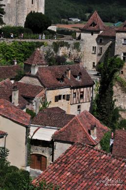 Saint Crirq Lapopie France