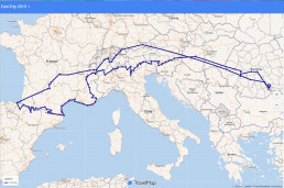 Eurotrip 2015