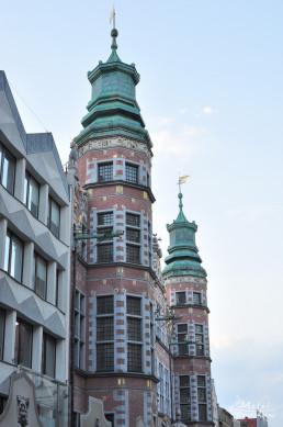Gdansk, Polonia - Academia de Arte