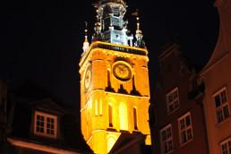 Gdansk, Polonia - Turnul Primariei
