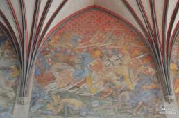 Cavalerii teutoni- Malbork, Polonia