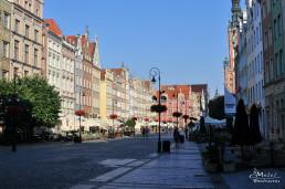 Gdansk, Polonia - Dlugi Ulica