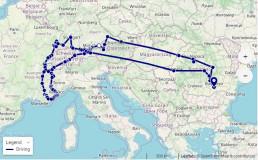 EuroTrip 2016