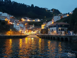 Cudillero, Asturias, Spania